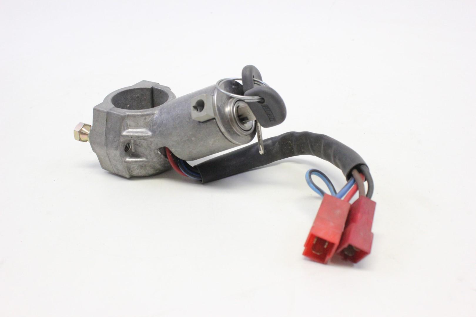 ignition start lock