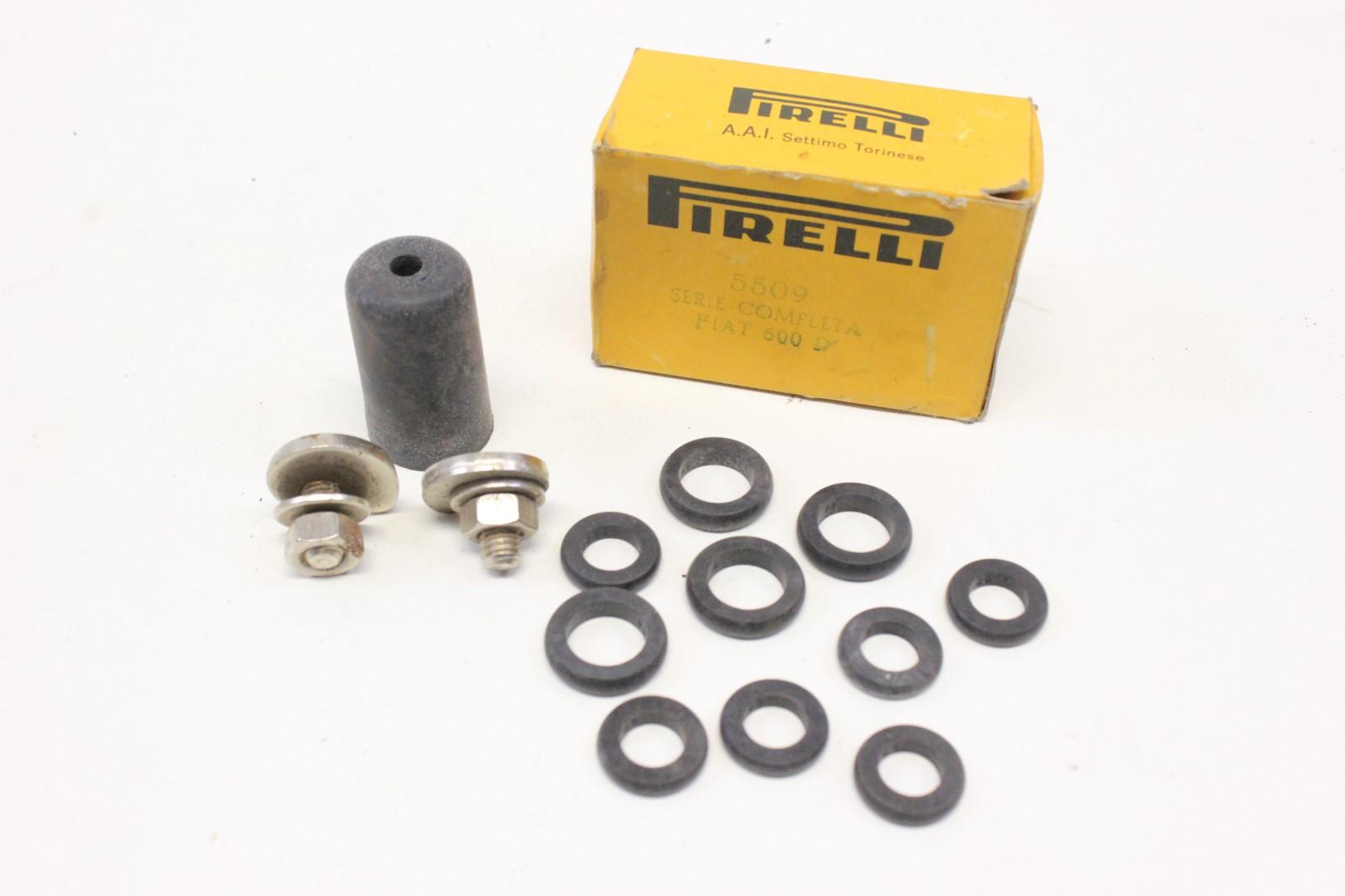 brake system rubber seals