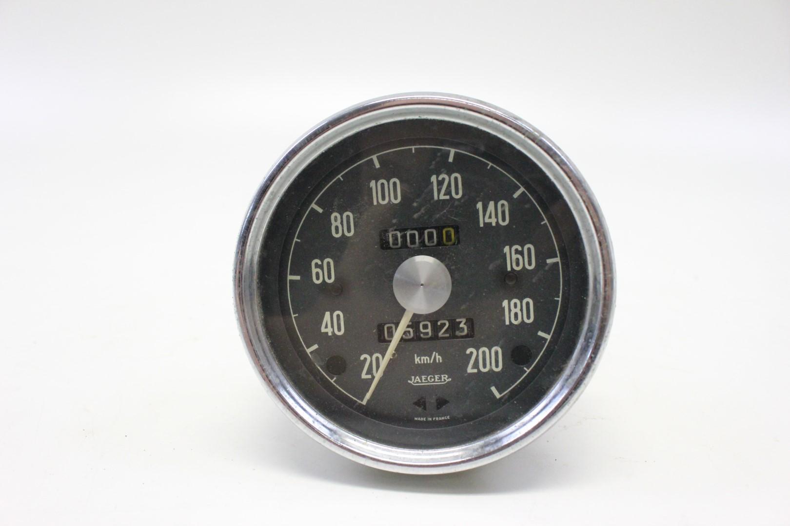 speedometer Jaeger