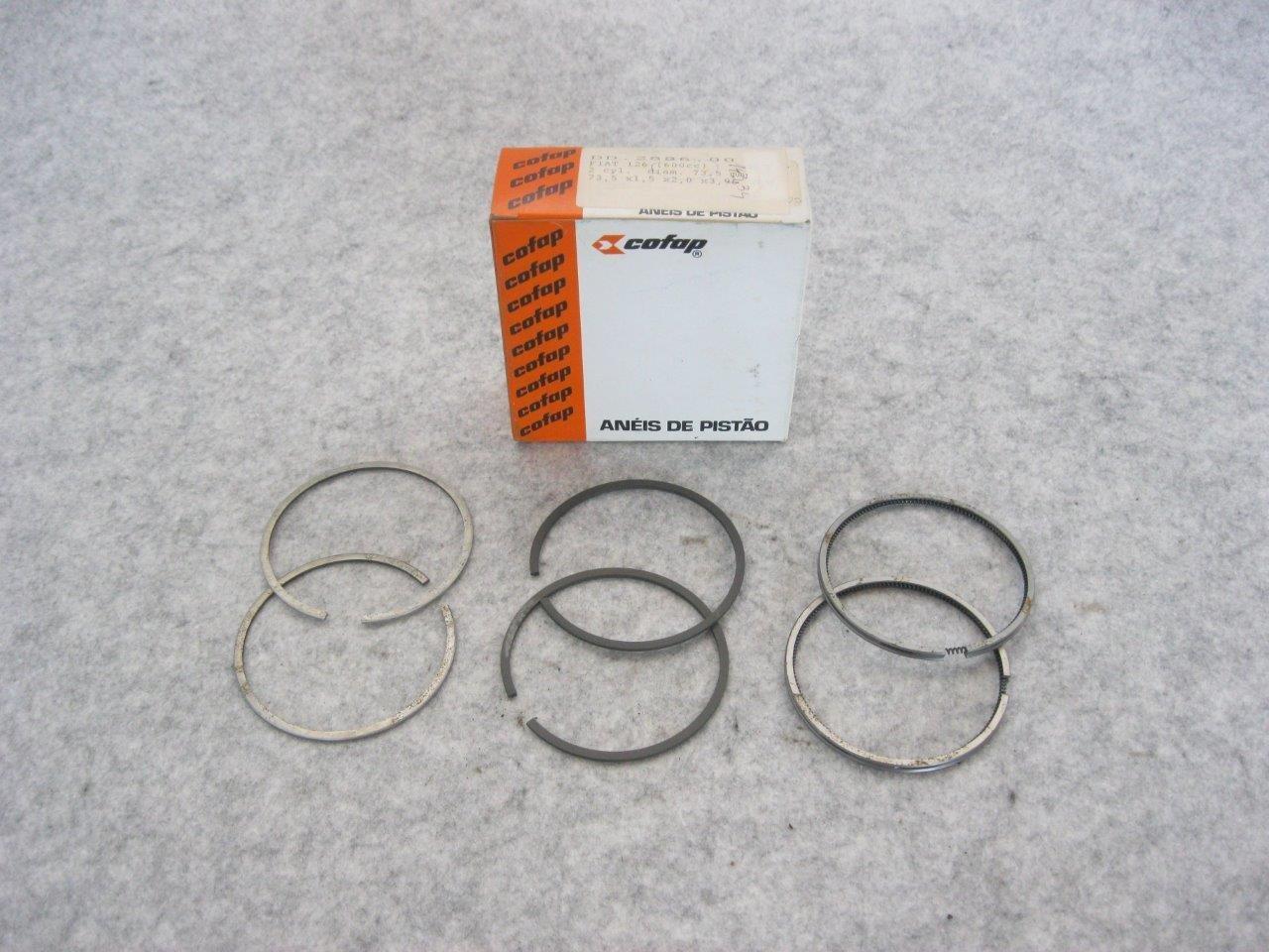 engine piston rings