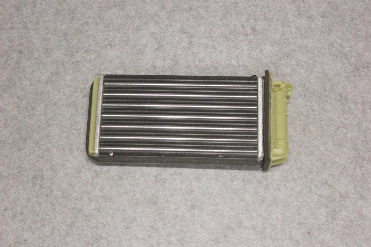 interior heater radiator