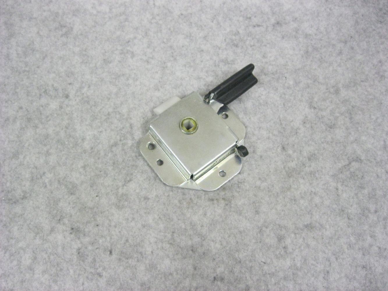 rear doors lock