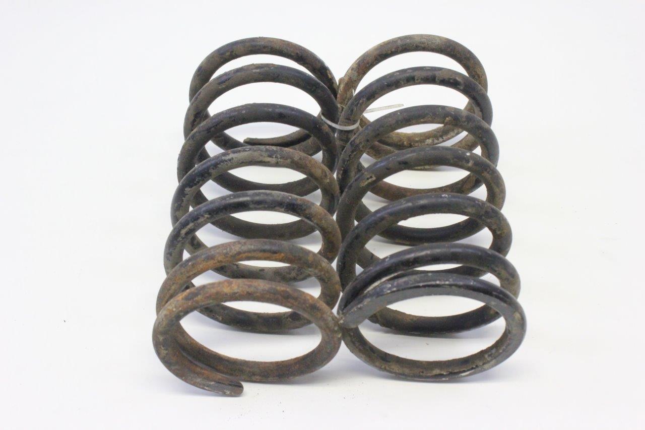 2x rear coil spring