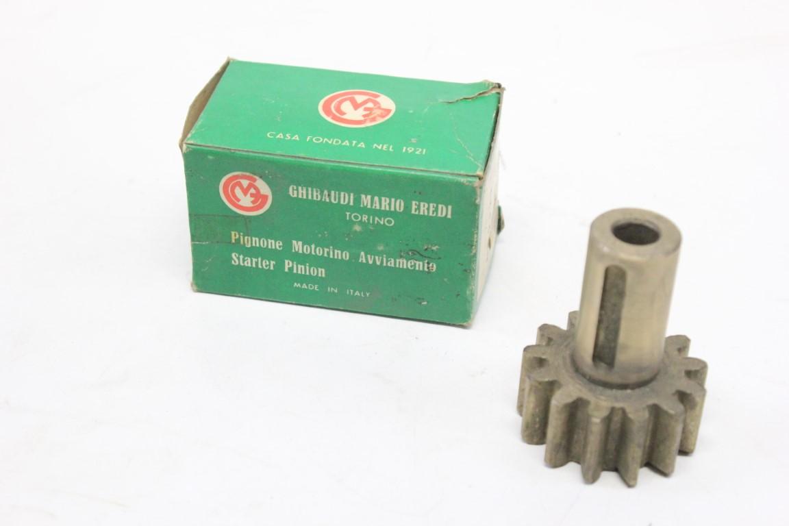starter motor pinion