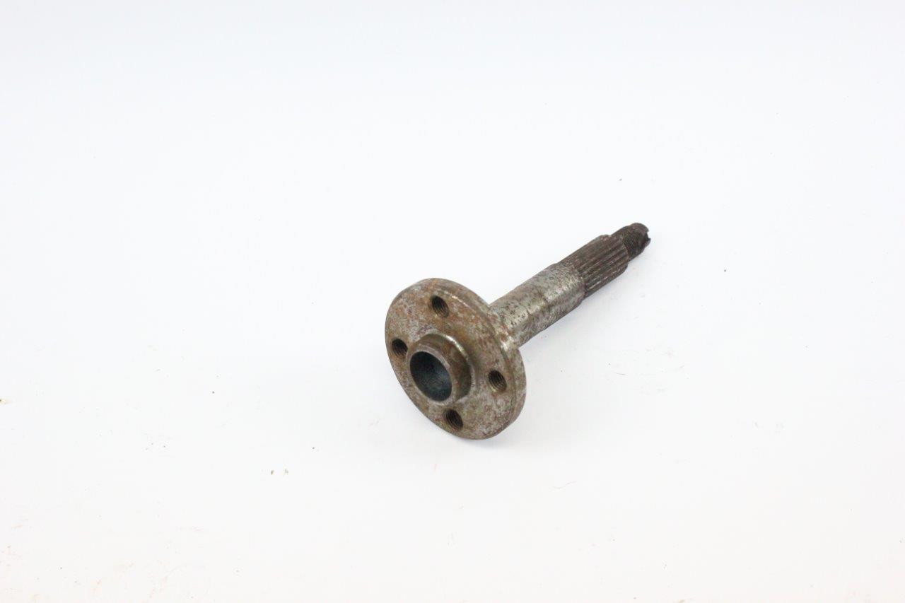 rear drive shaft stub axle