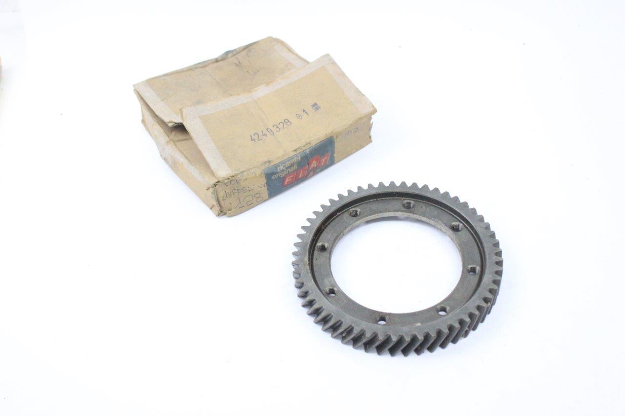 differential crown gear