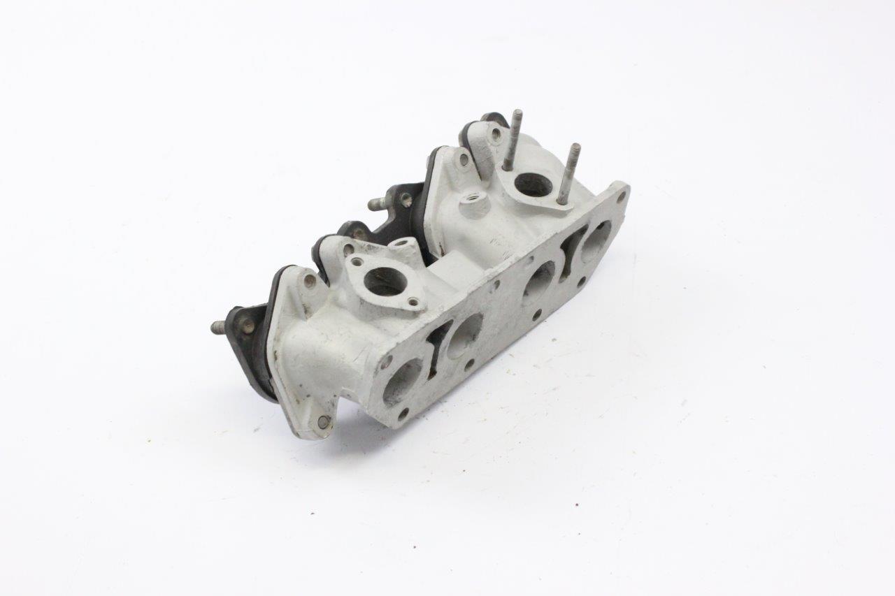 inelt manifold with carburetors flanges