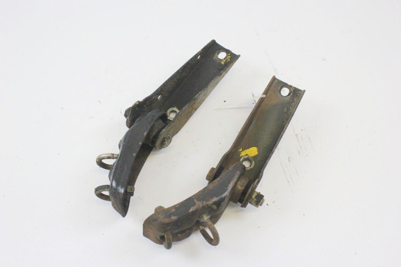rear anti roll bar brackets