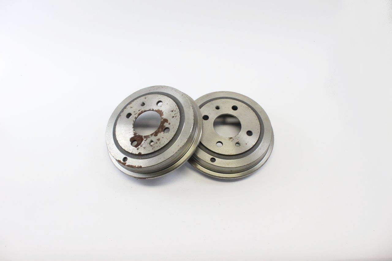 rear wheel brake drums