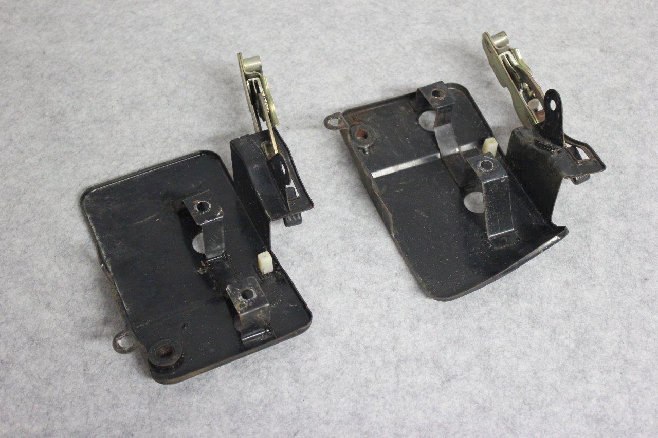 rear seat locks