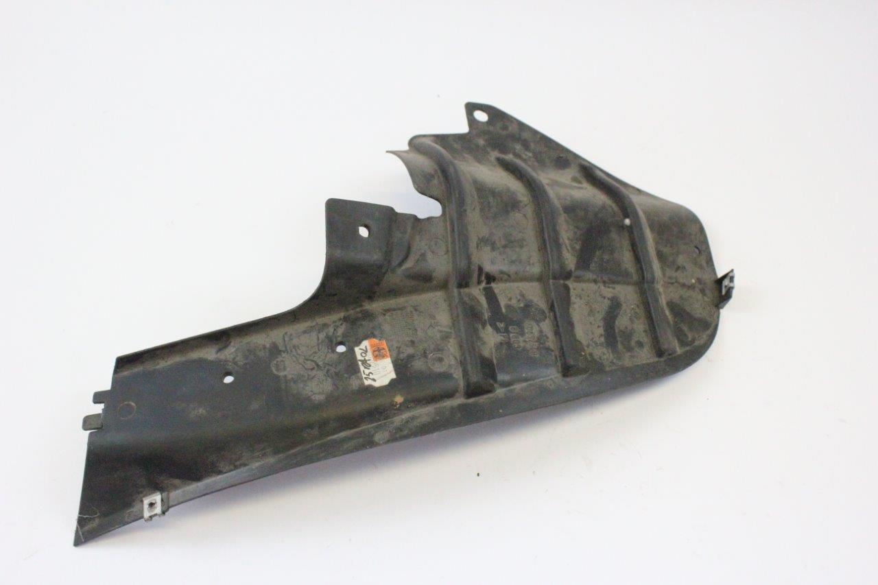 rear left inner fender plate