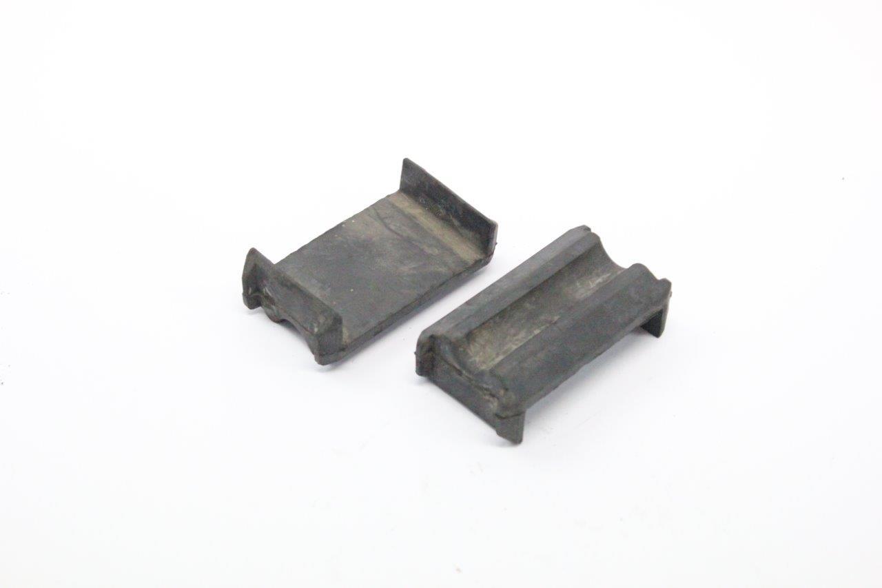 front leaf spring rubber pads