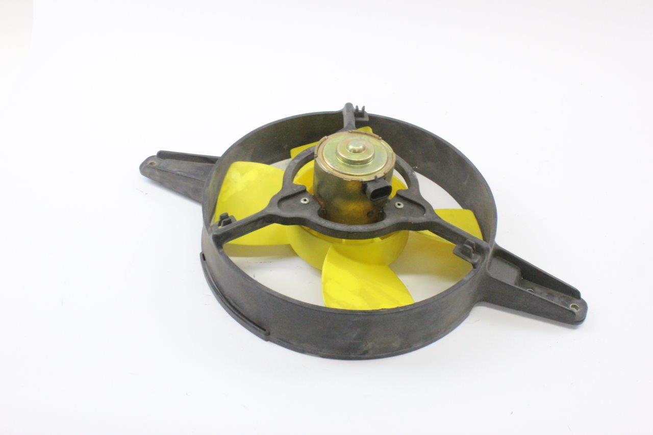 engine radiator fan