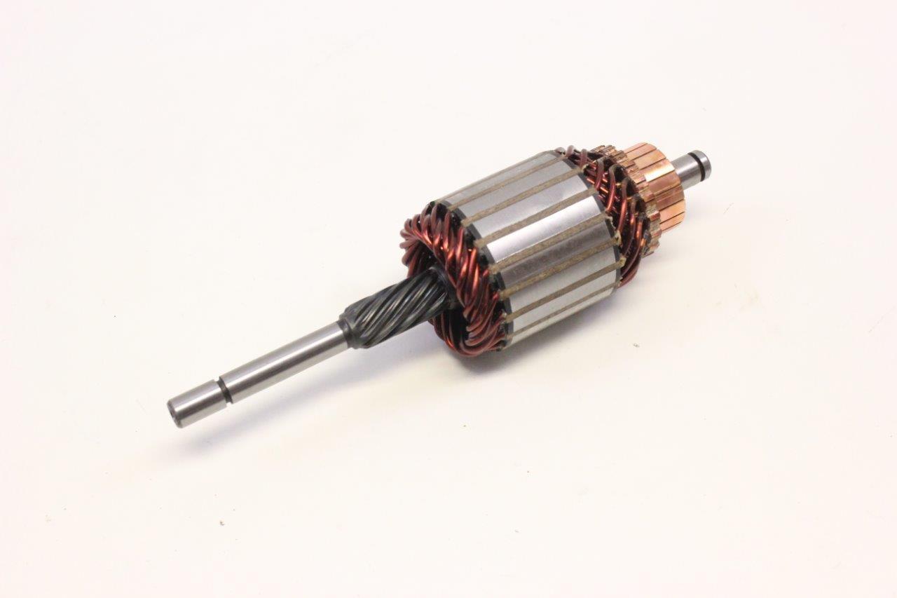 starter motor core