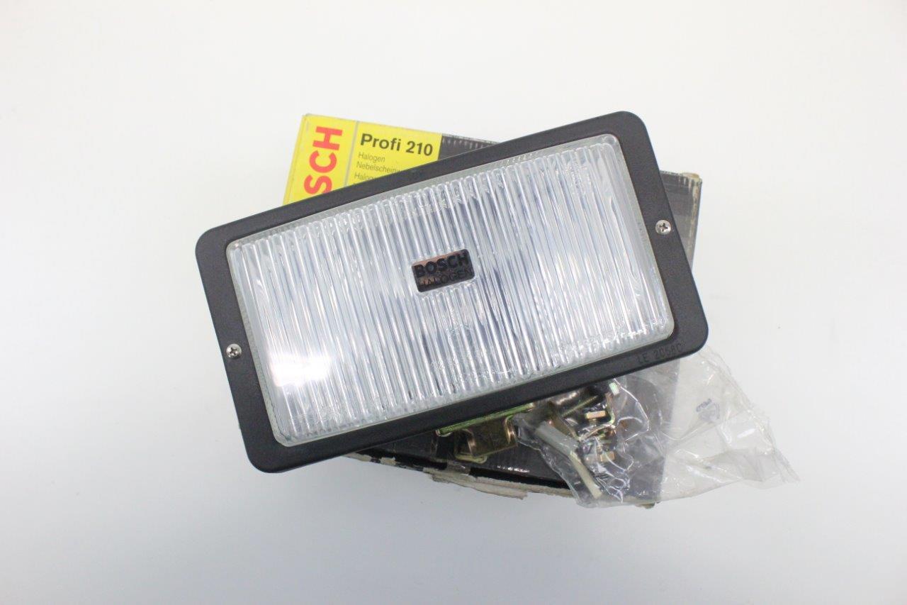 1x fog lamp