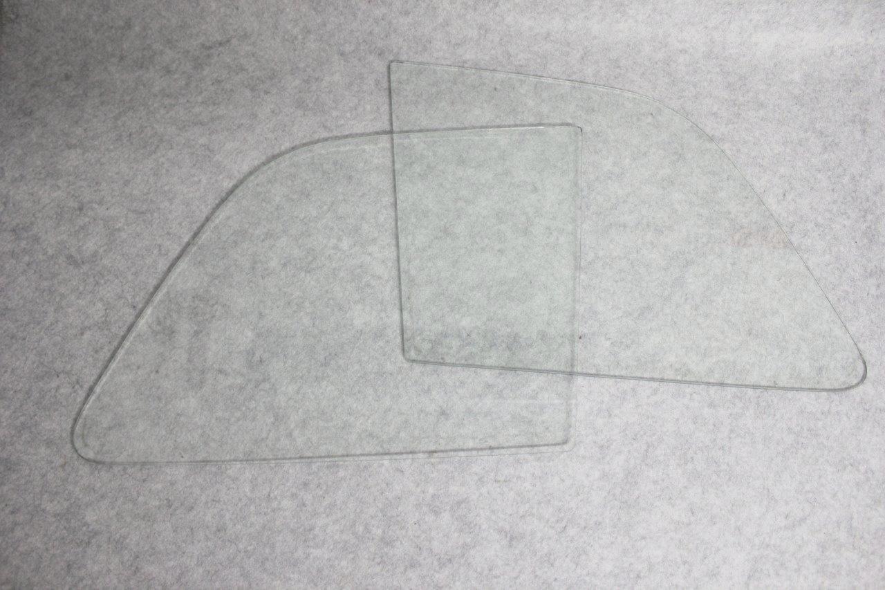 rear side windows glass
