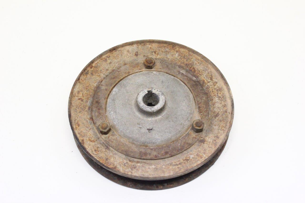 engine water pump pulley