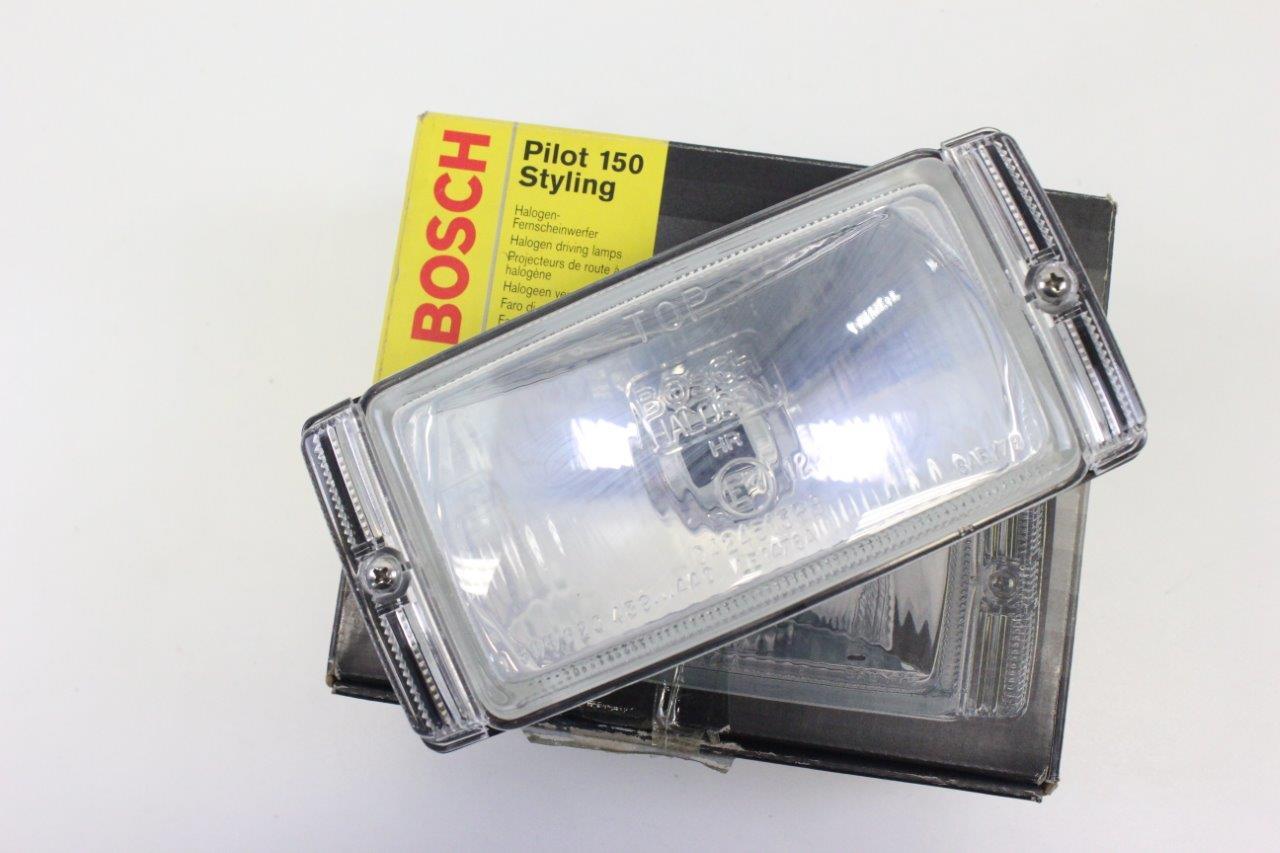 1x halogen driving lamp