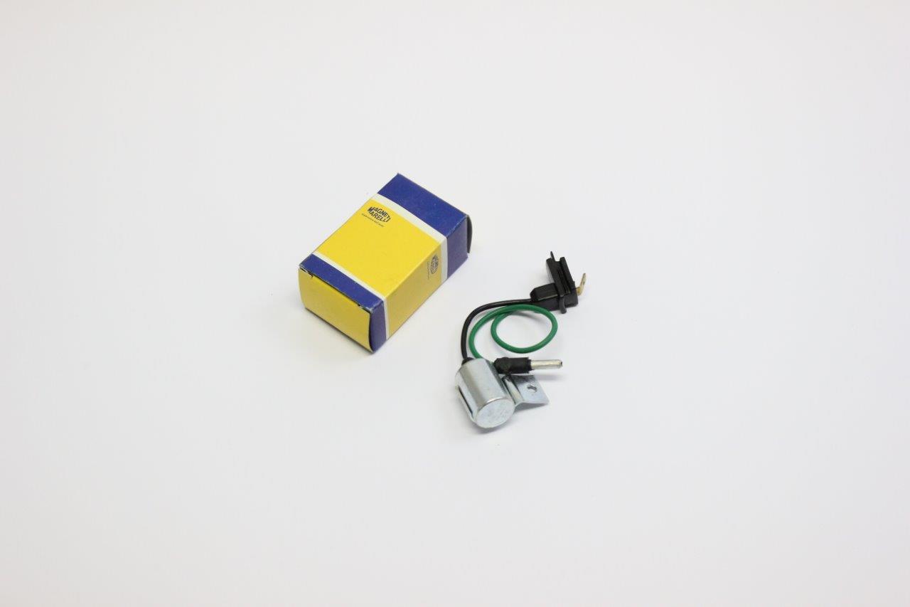 ignition distributor condenser