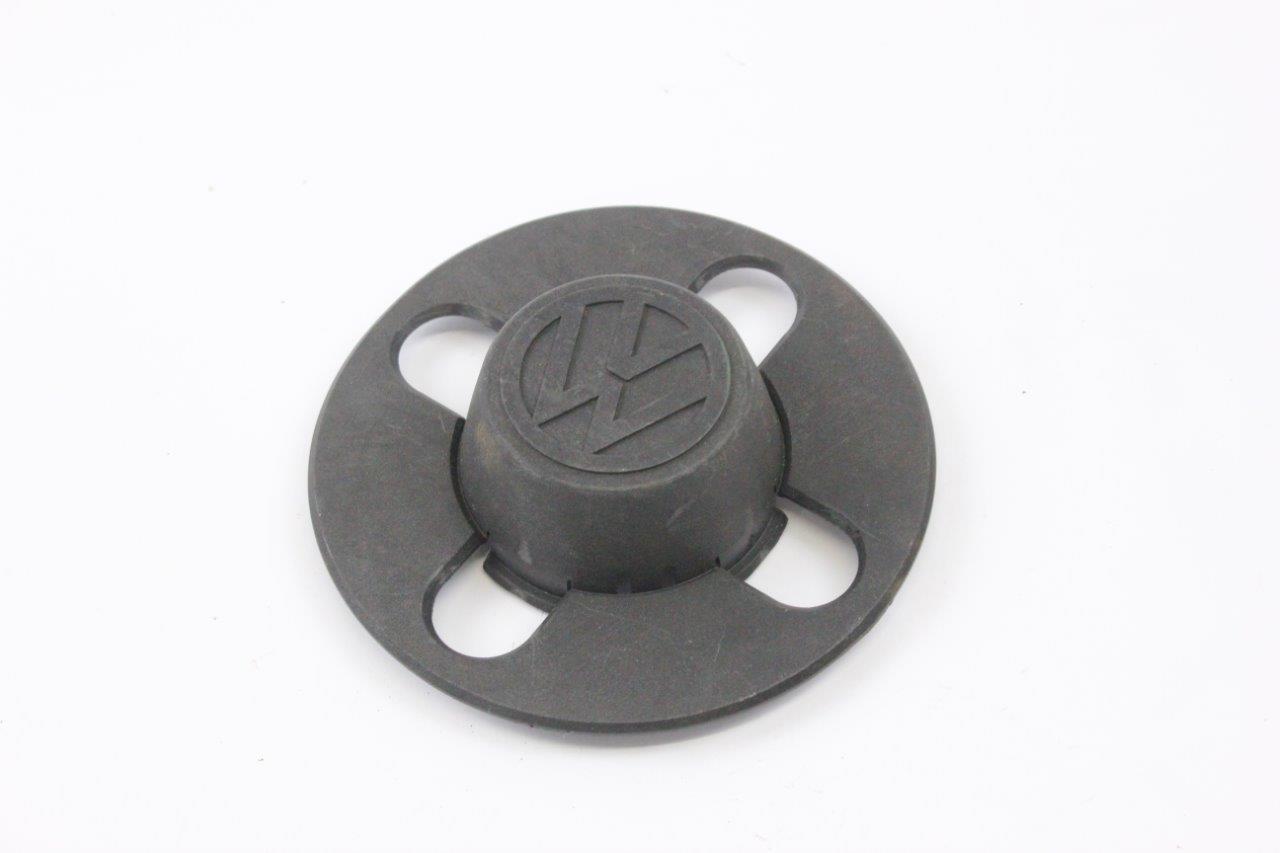 central wheel cap
