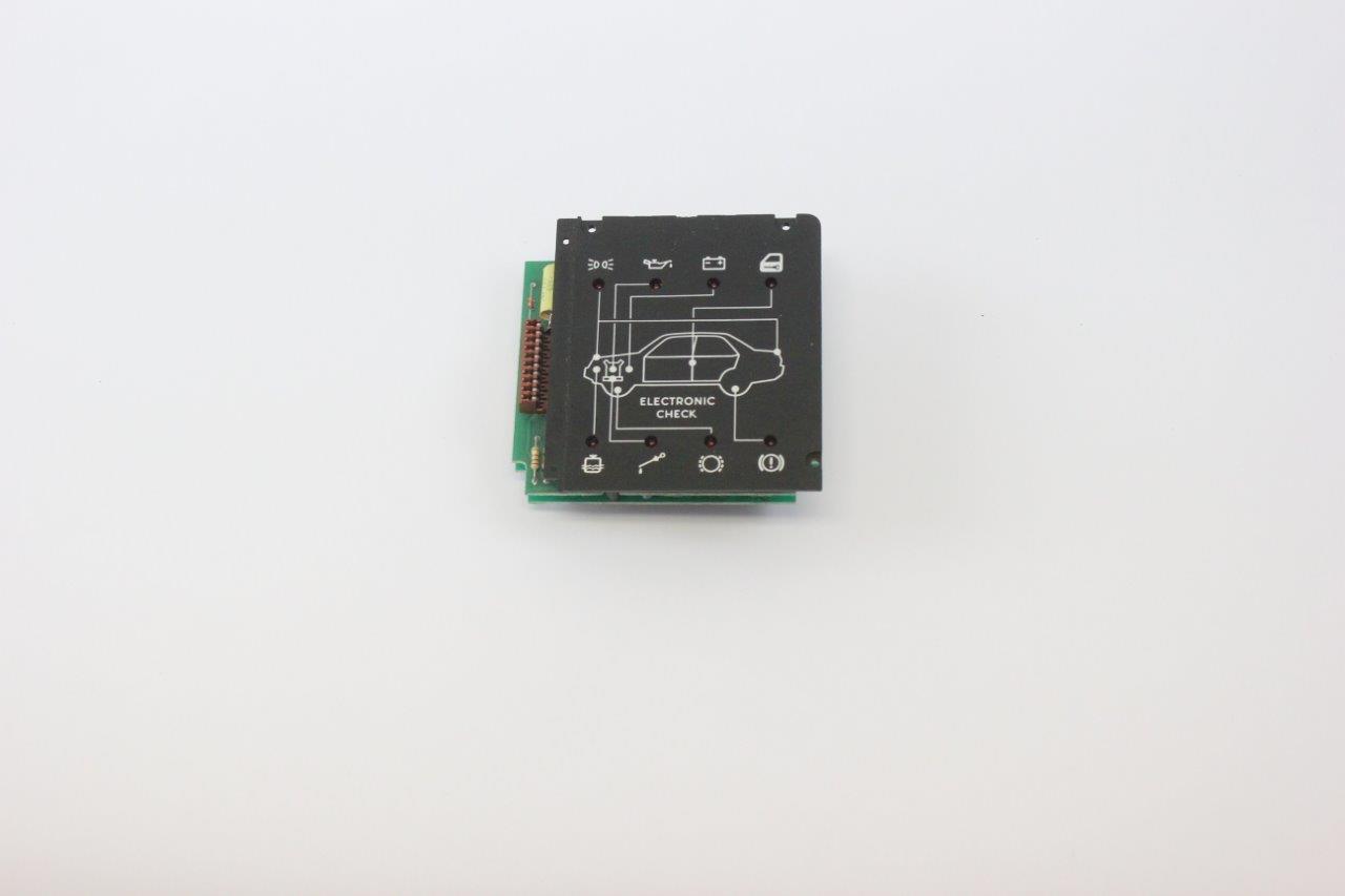 electronic check panel