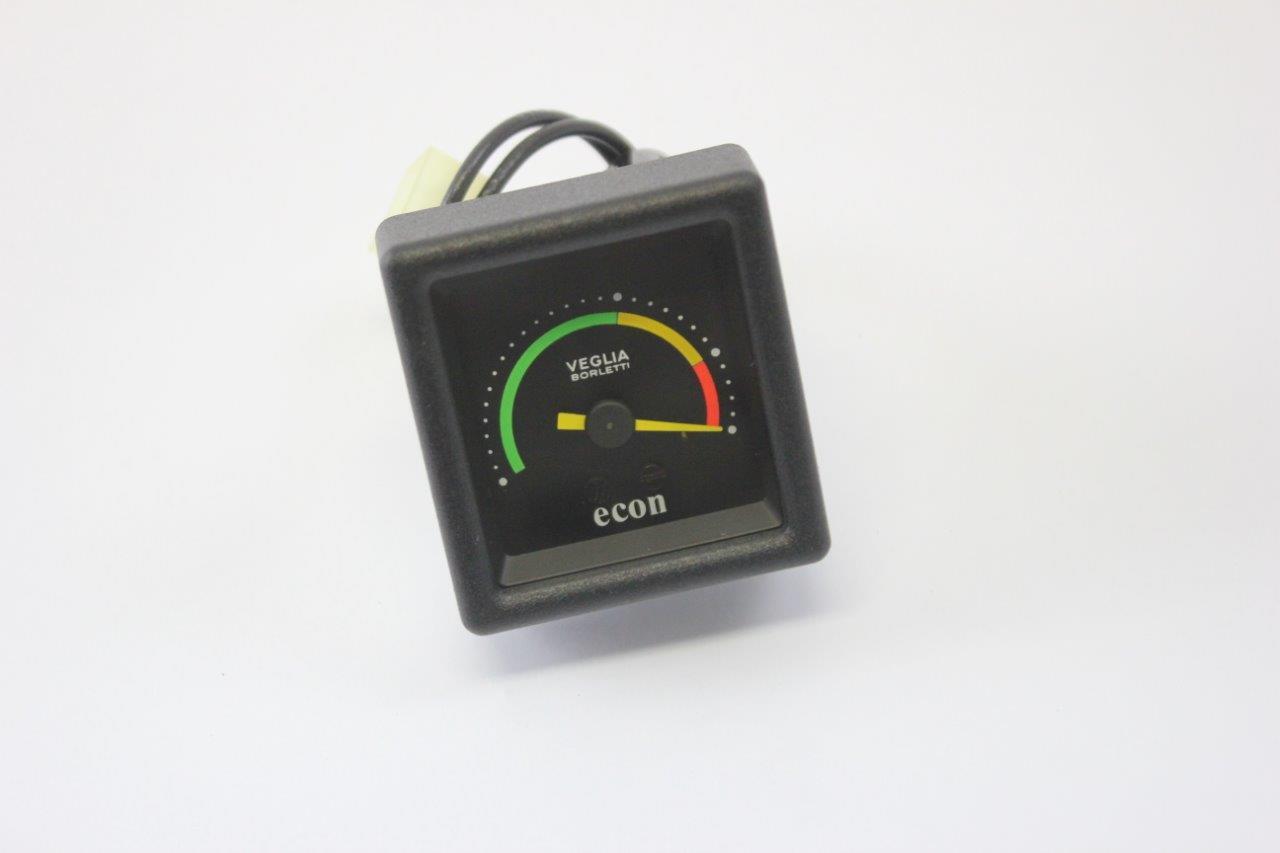 econ meter gauge