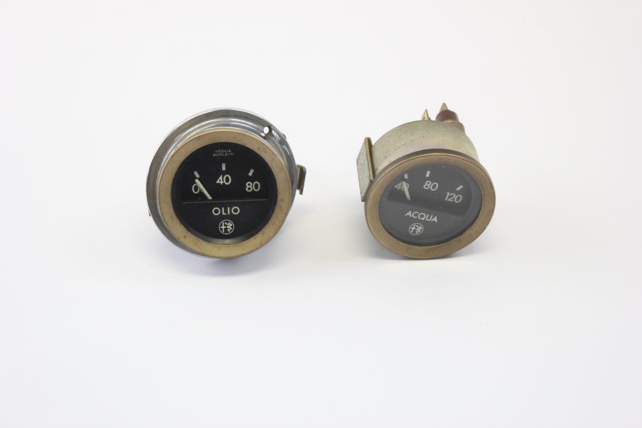 dashboard gauges