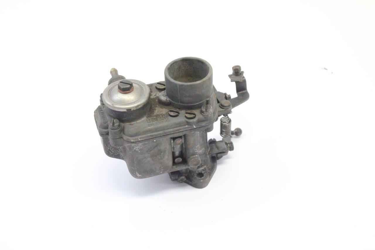 carburetor Weber