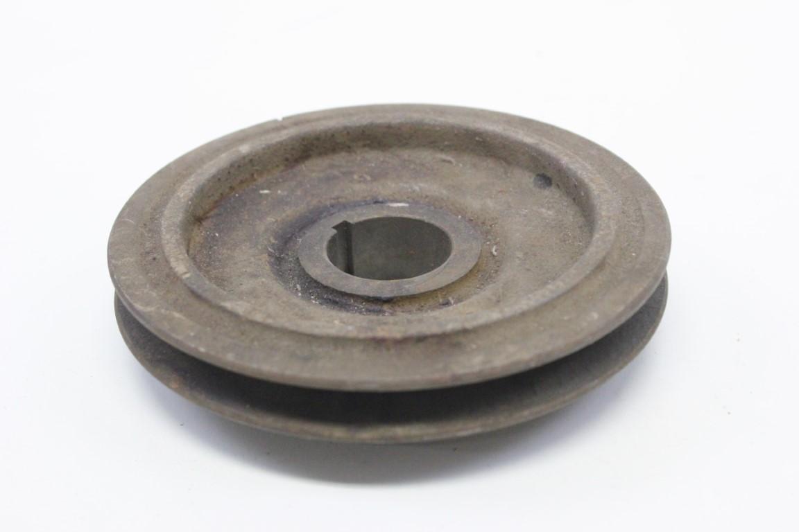 crankshaft v-belt pulley