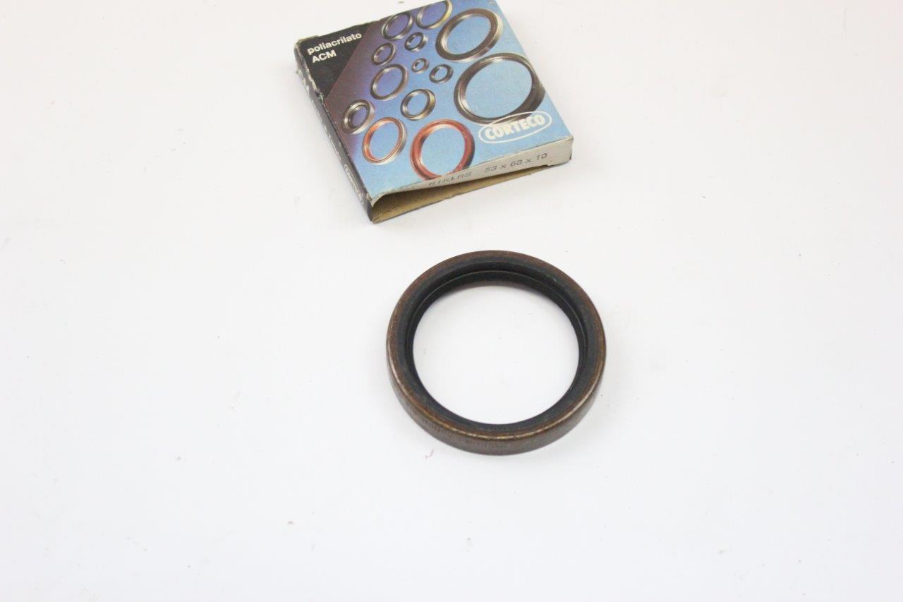 crankshaft rear oil seal ring