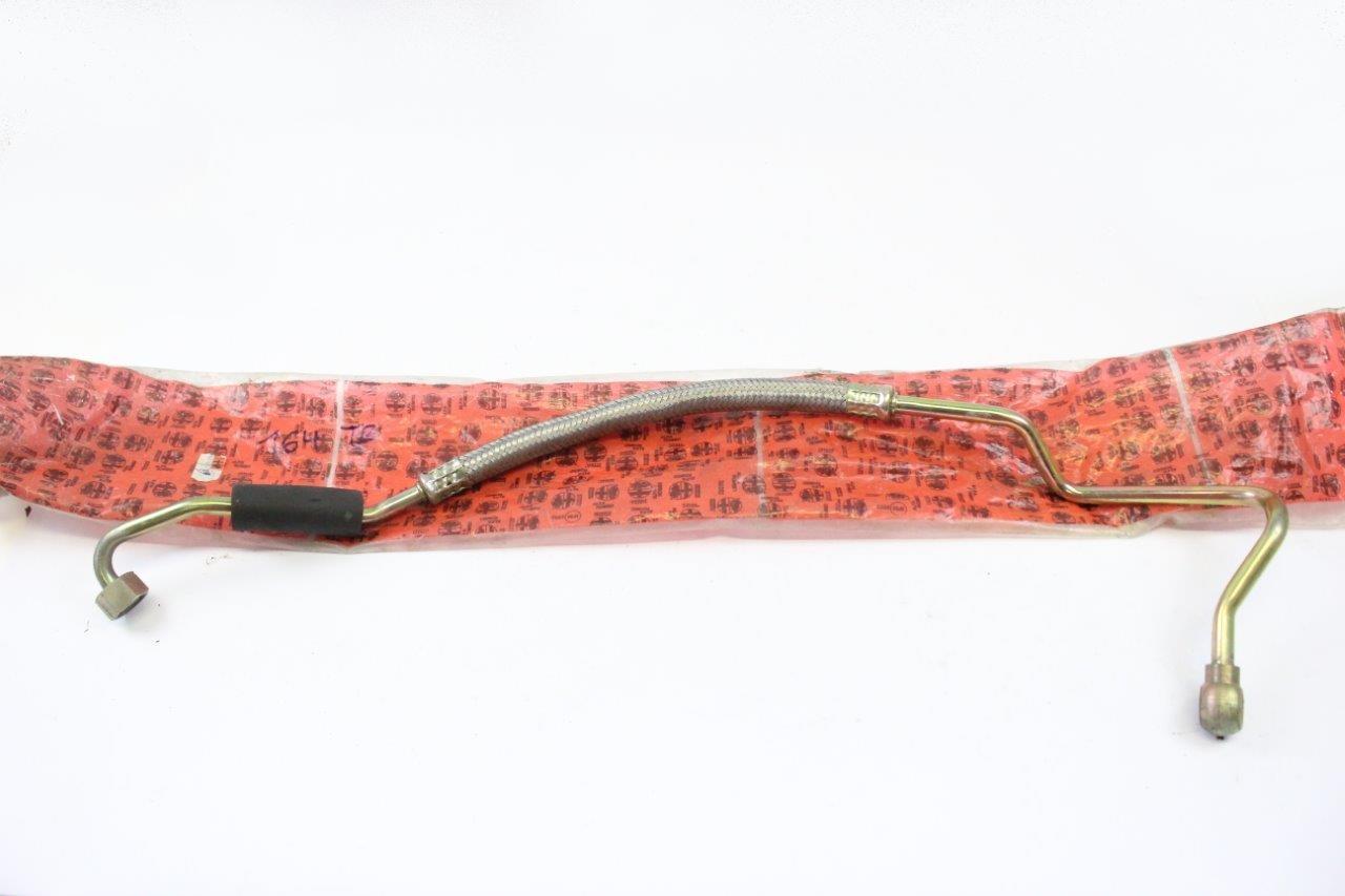 oil radiator pipe