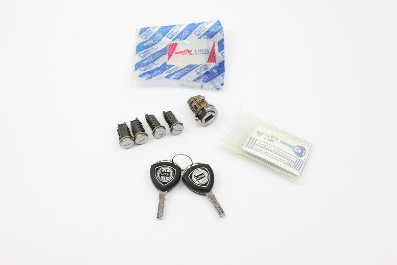 locks and keys set