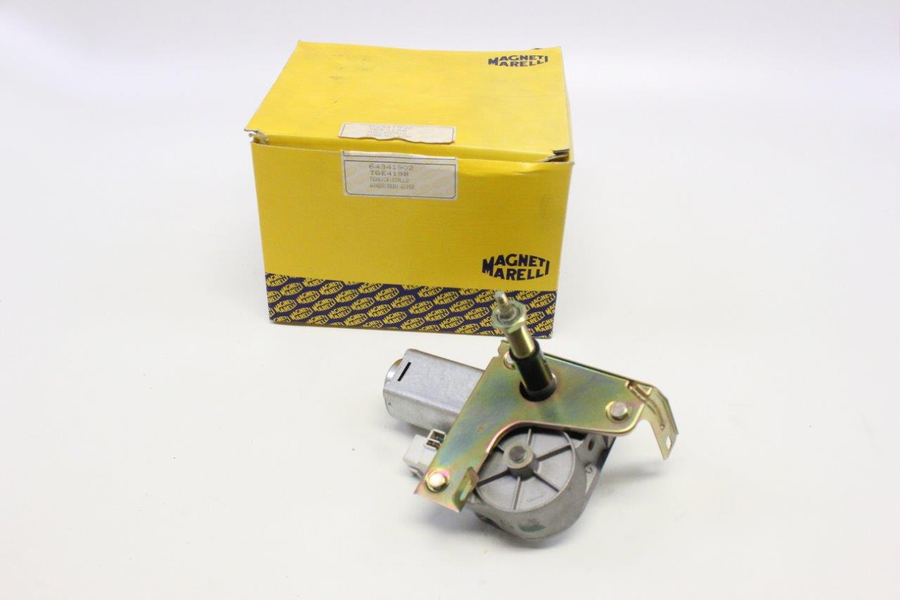 rear window wiper electric motor
