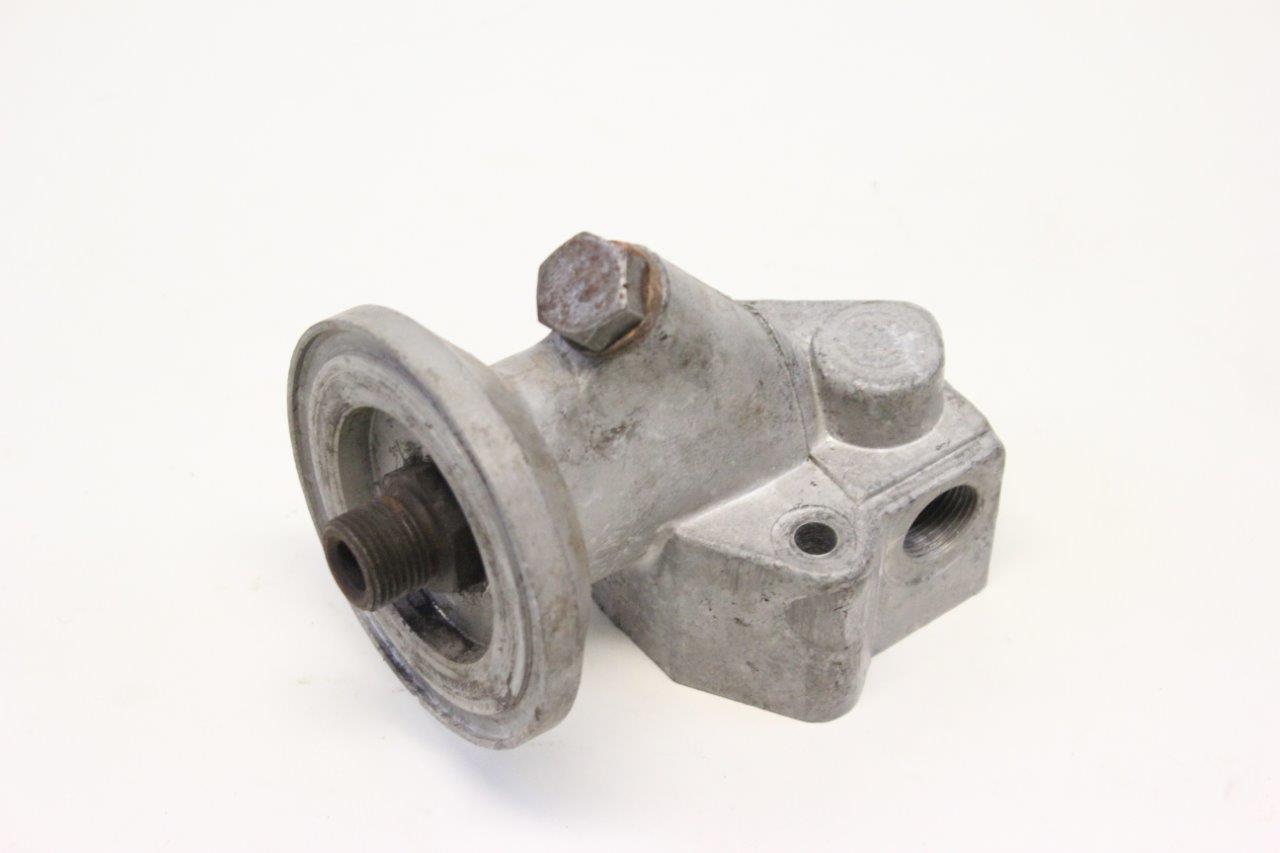 engine oil filter bracket