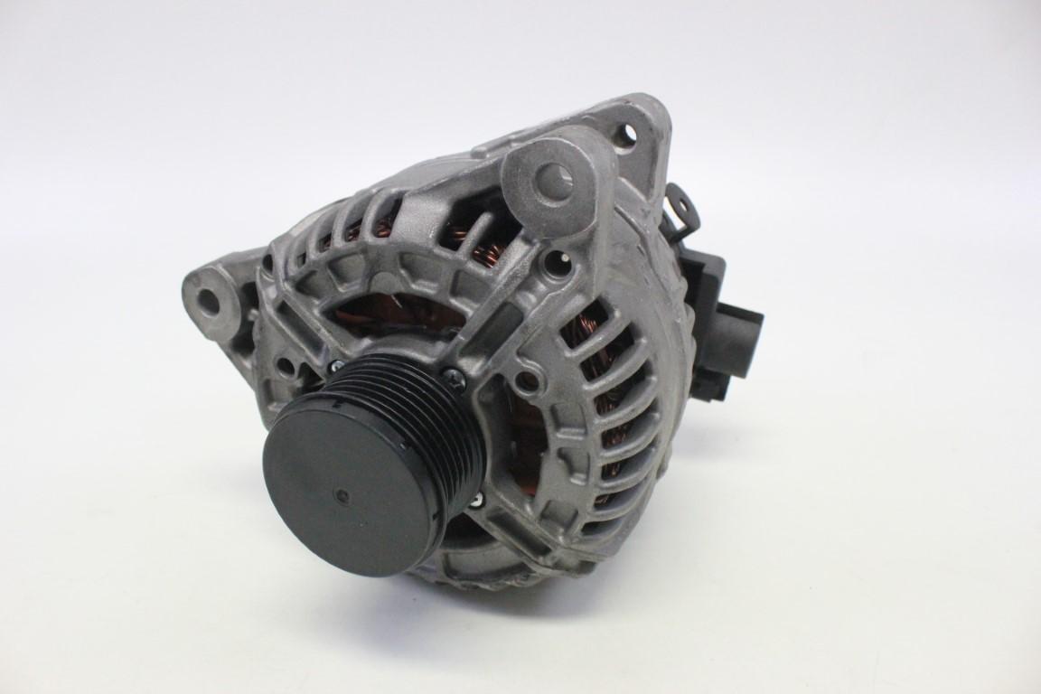 rebuilt alternator