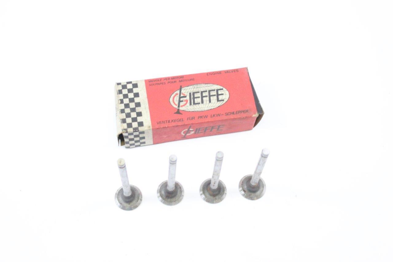 inlet valves