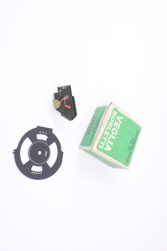 engine coolant temperature instrument