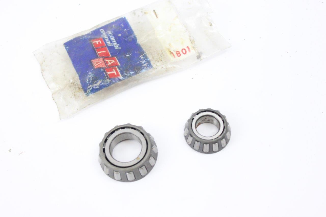 Pack Of 2 SKF-Bearing 639209