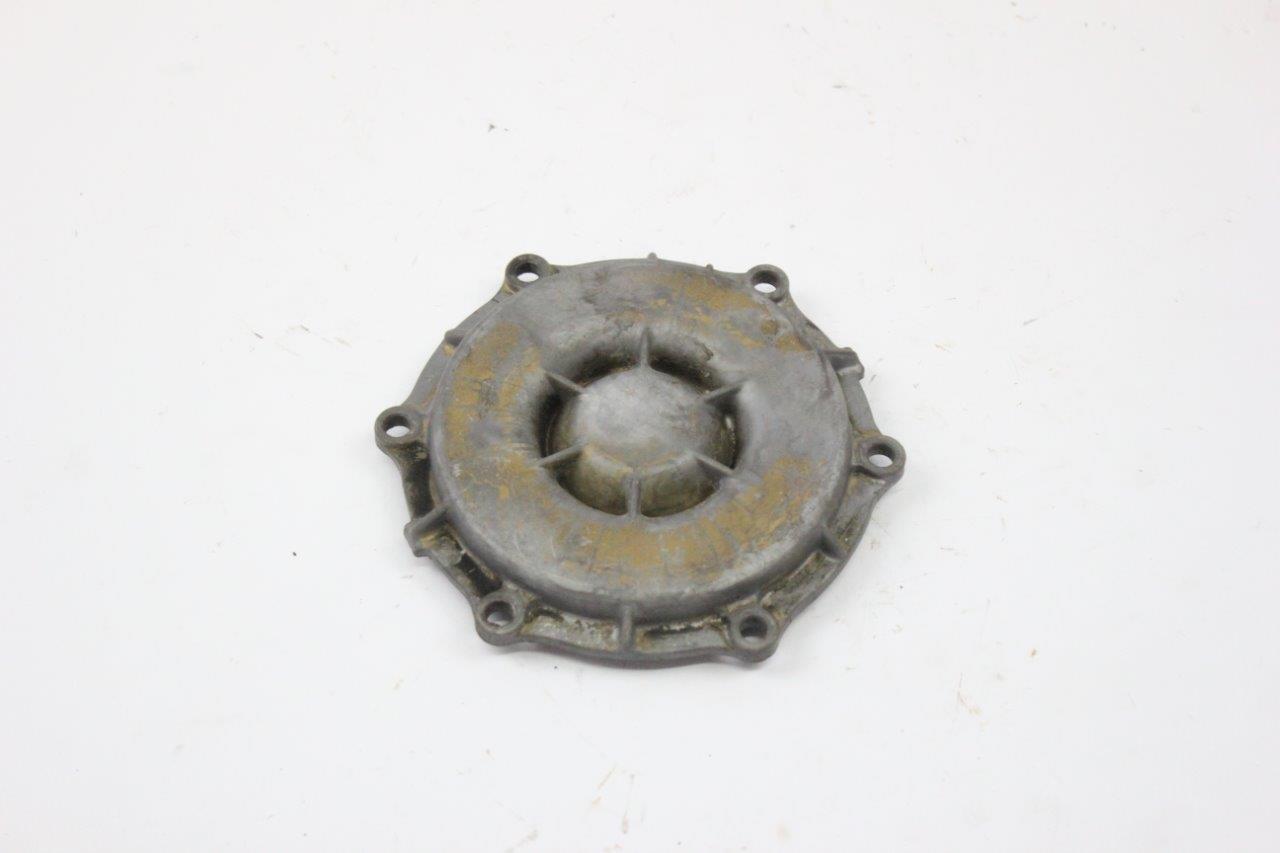 crankshaft front pulley cover