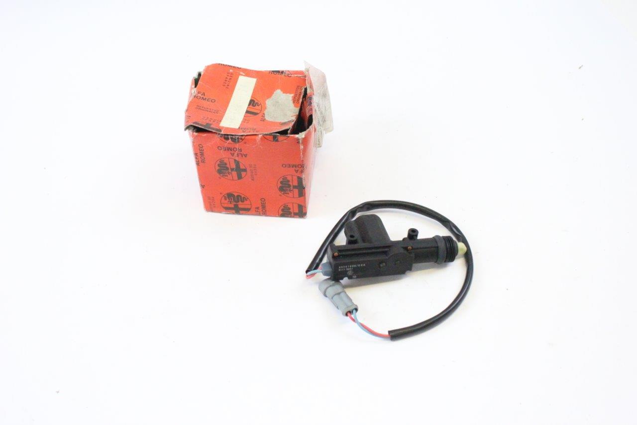 trunk lock motor