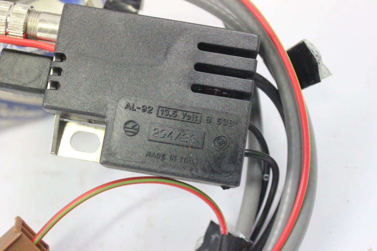 Lancia Thema Amplifier Car Radio Antenna Wiring 82480767