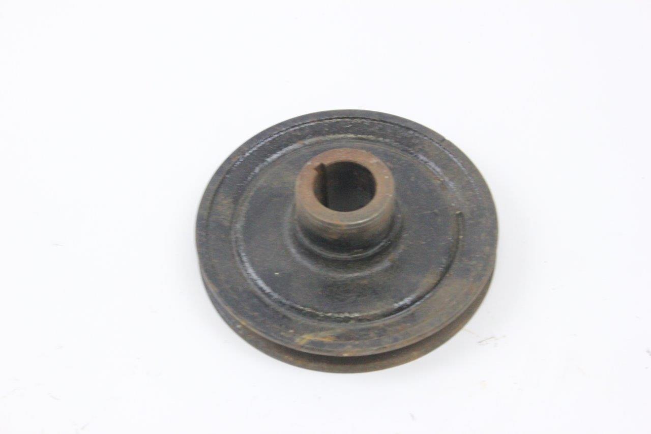 crankshaft pulley