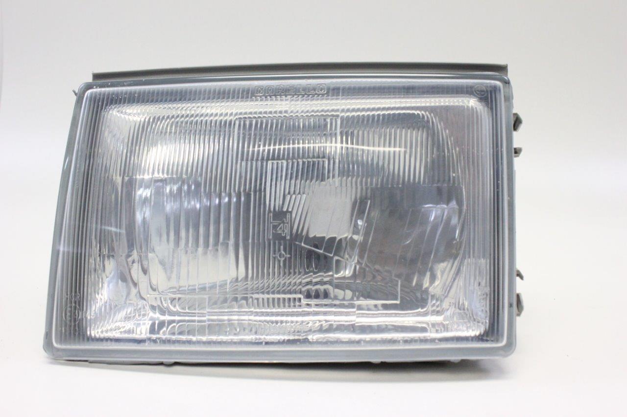 left front light