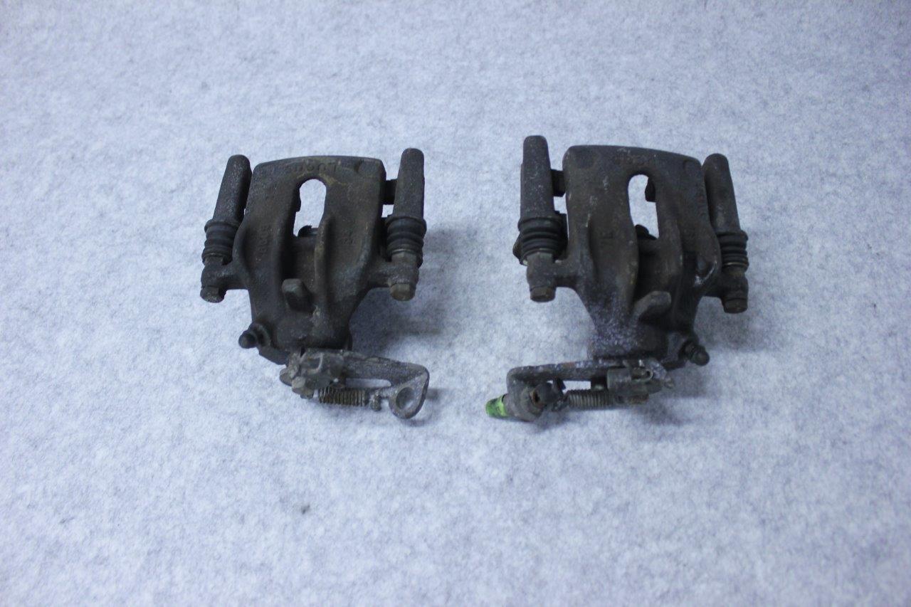 rear brake calipers