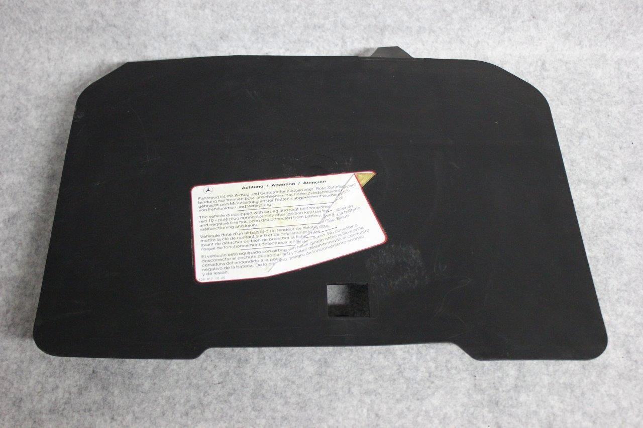 passenger floor cover