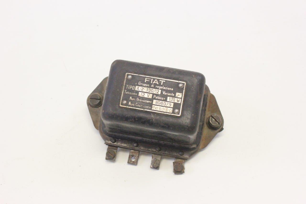 dynamo voltage regulator