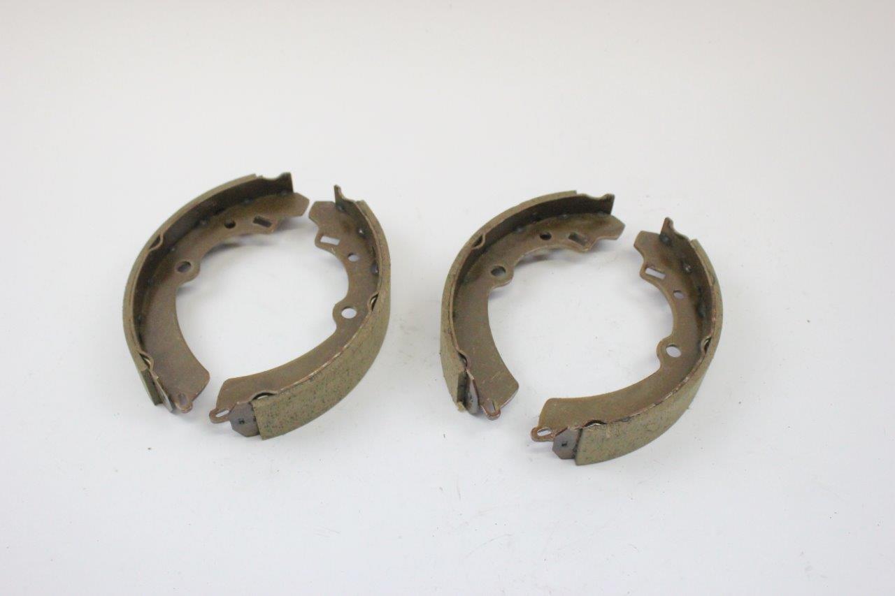 rear brakes shoes