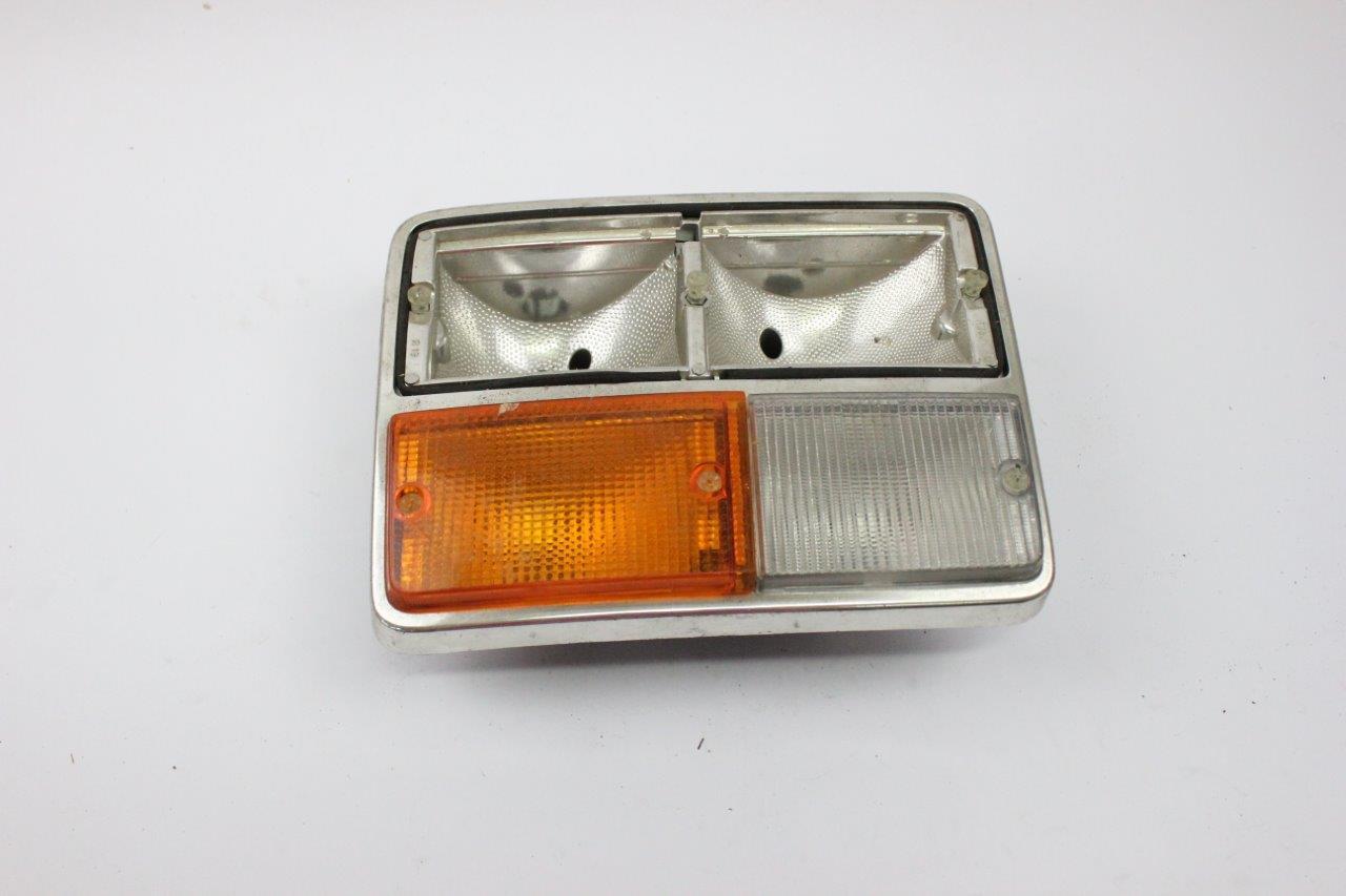 left rear lamp