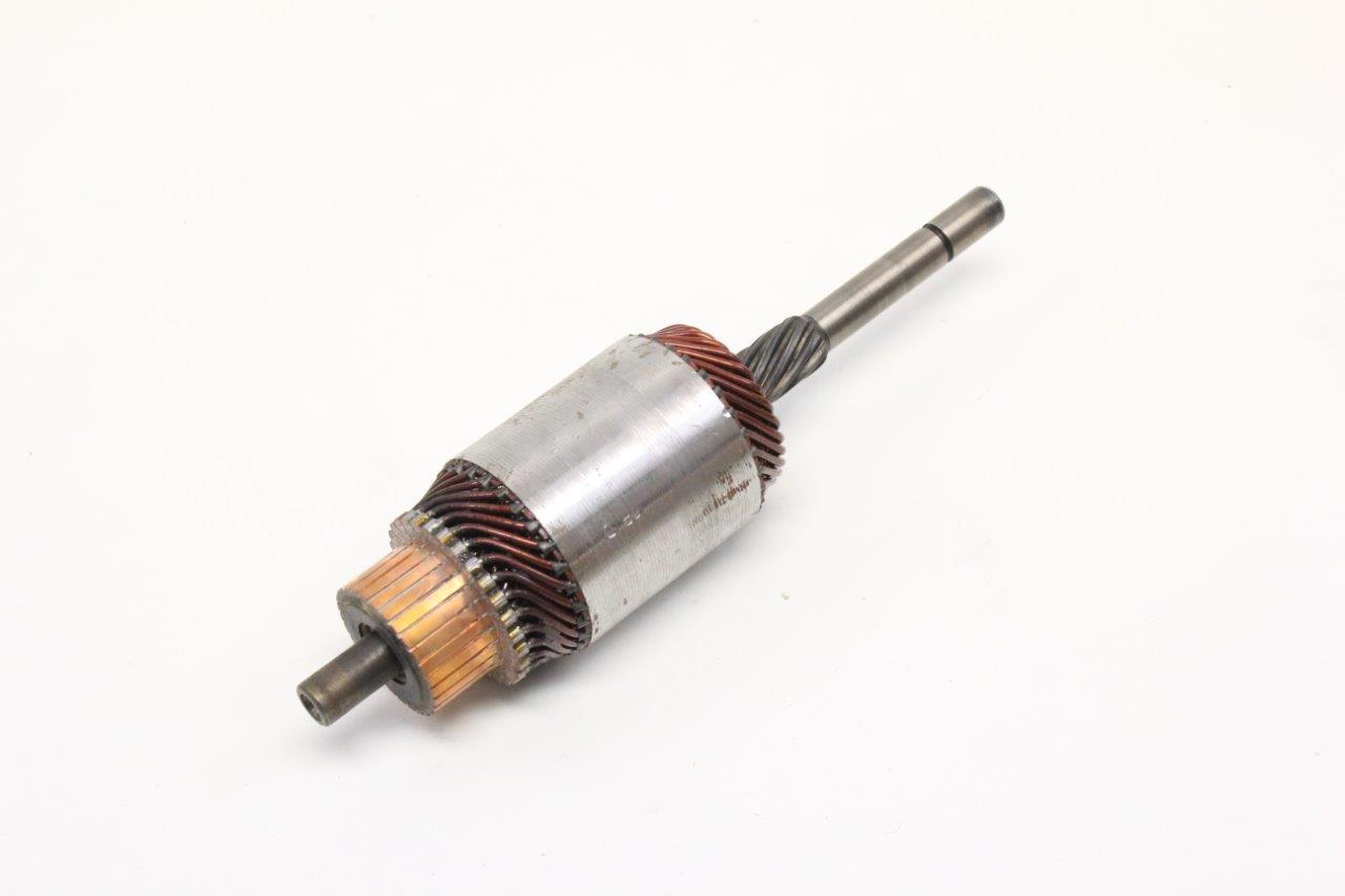 starter motor rotor