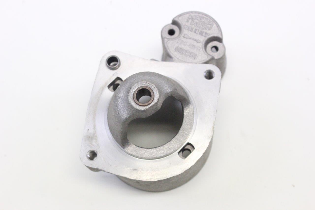 engine starter motor housing